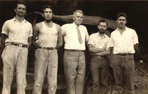Cob Cave Crew 1931