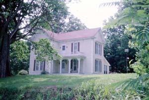 D.N. Edmiston House, Cane Hill, AR