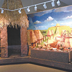 Delta Gateway Museum's first permanent exhibit to open Thursday (Blytheville Courier News)