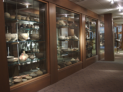 University of Arkansas Artifact Collections