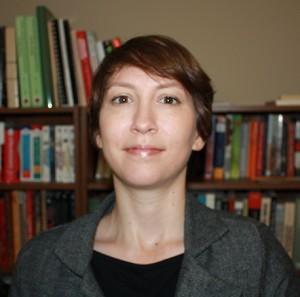 WRI Station Archeologist Emily Beahm