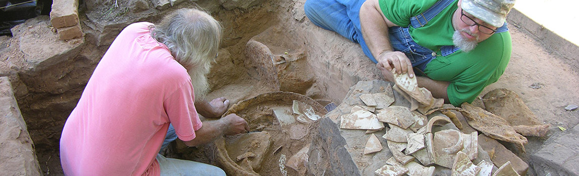 Geophysical Survey and Excavations at the Willhaf House, Van Buren