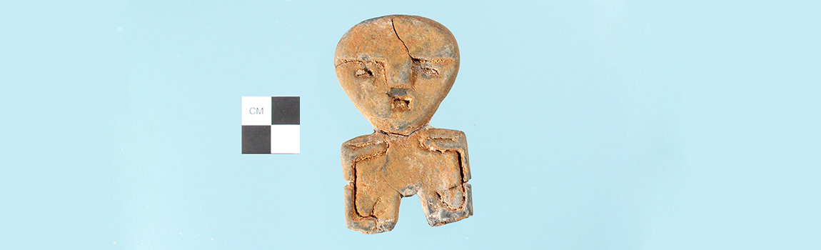 Stone Figurine from Jefferson County (August Artifact of the Month)