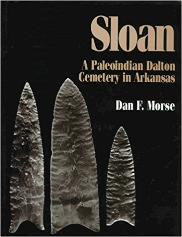 "All artifacts represented on this website are from the volume ""Sloan: A Paleoindian Dalton Cemetery in Arkansas"" by Dan F. Morse, available now from the University of Arkansas Press."