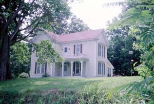 D.N. Edmiston House, Cane Hill, AR