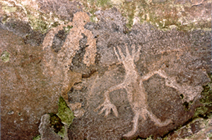 Rock Art in Arkansas