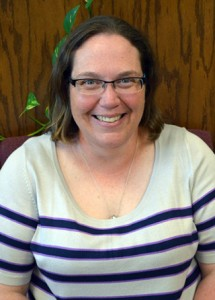 Katy Gregory, Toltec Mounds Station's Assistant Archeologist