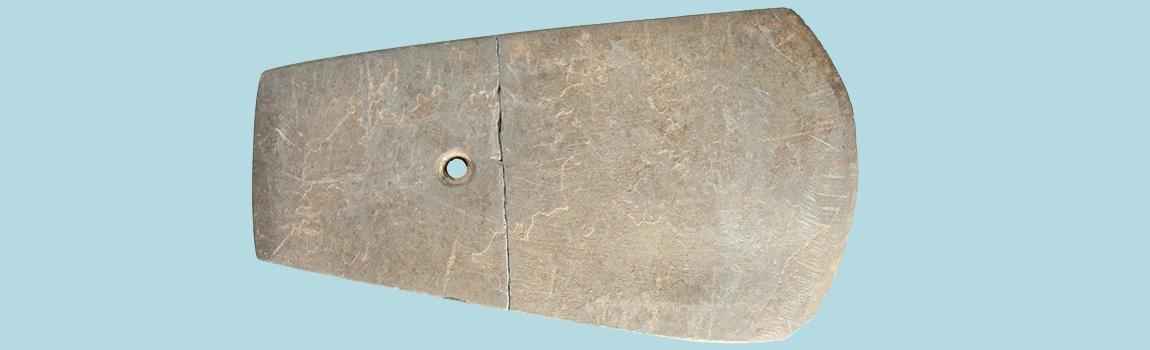 Perforated Celt