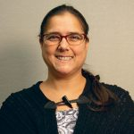 ARAS Educational Outreach Coordinator Melissa Zabecki