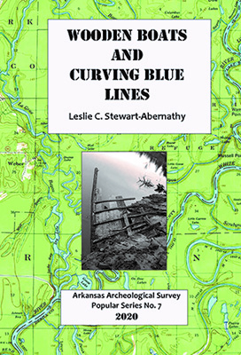 Wooden Boats and Curving Blue Lines by Leslie C. Stewart-Abernathy. Popular Series No. 07.