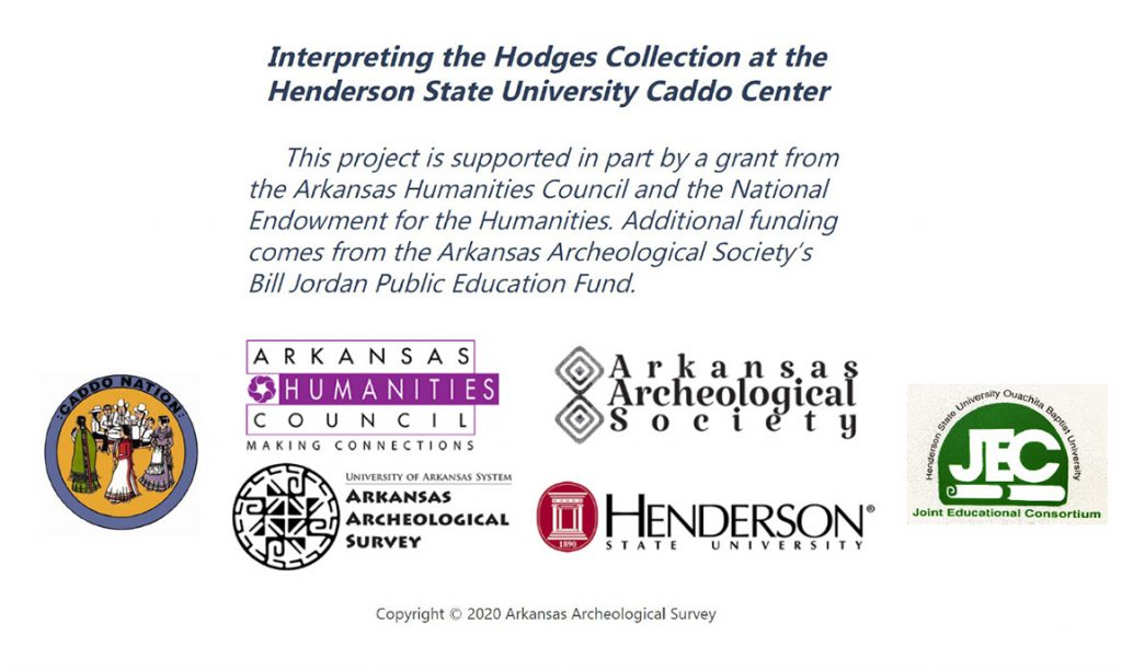The Hodges Collection website is supported in part by a grant from the Arkansas Humanities Council and the National Endowment for the Humanities.