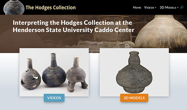The Hodges Collection homepage
