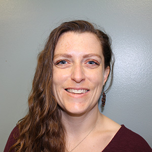 Dr. Michelle Rathgaber, Educational Outreach Coordinator