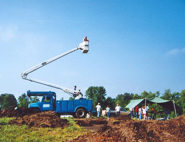 At Grandview, 2003